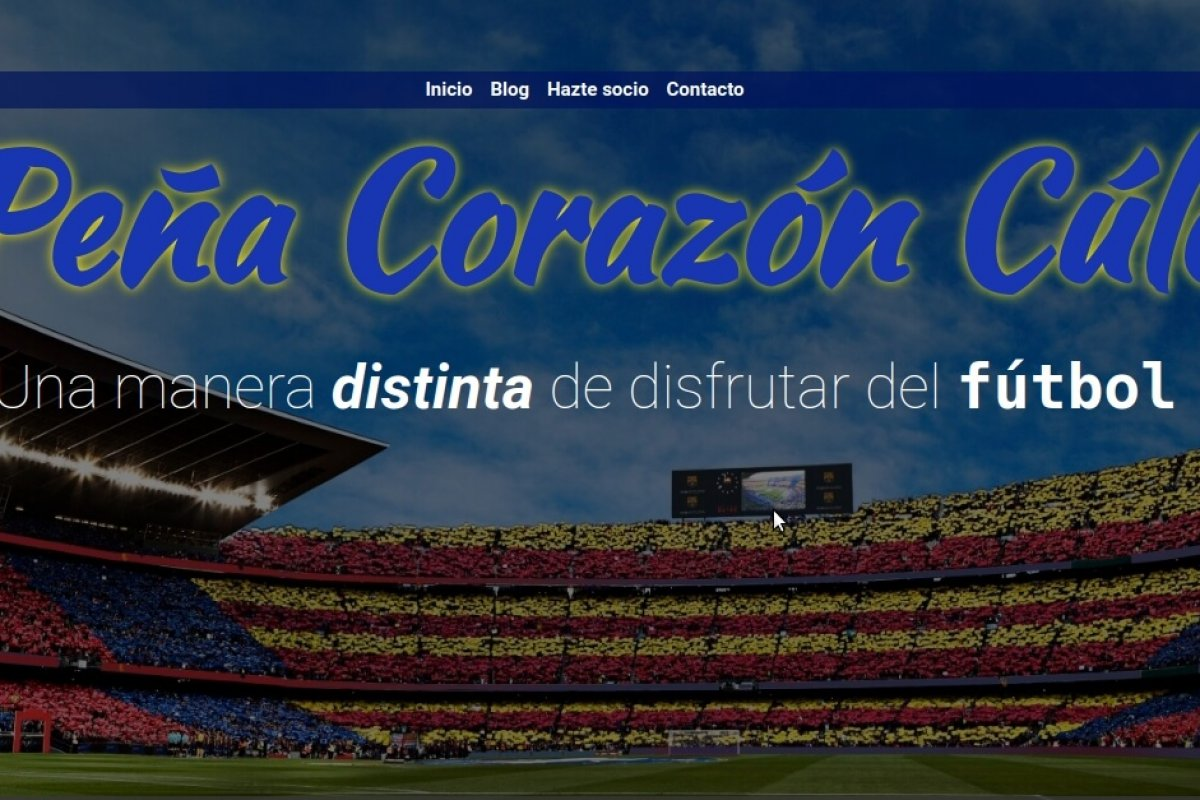Peña Barcelonista en Málaga, blog informativo