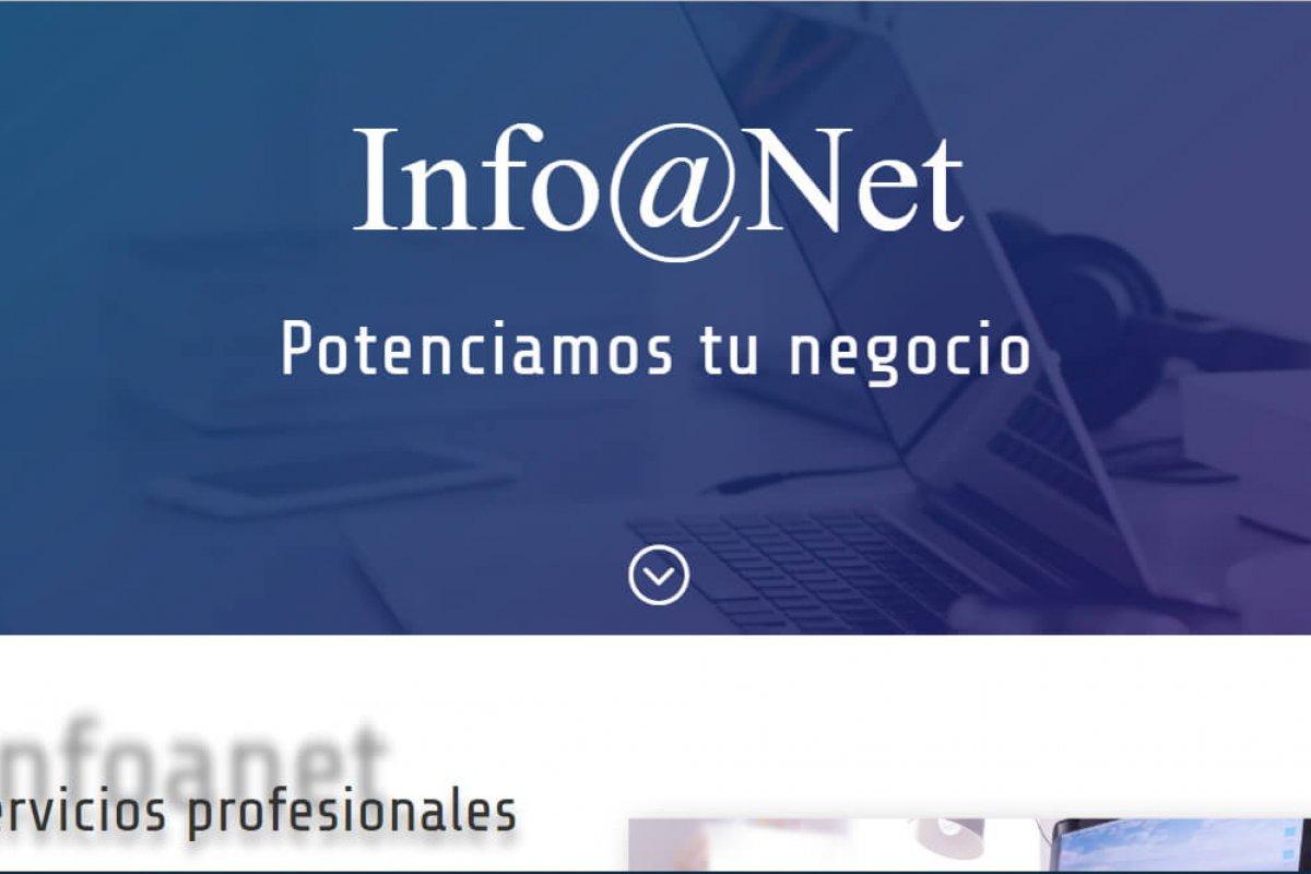 Empresa de servicios informáticos e Internet