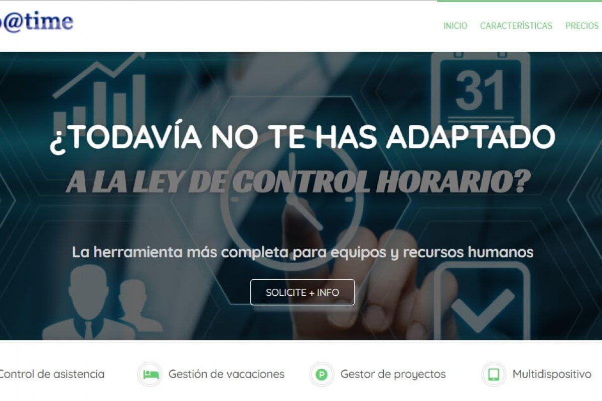 Sistema de registro para la Jornada Laboral, servicios a empresas