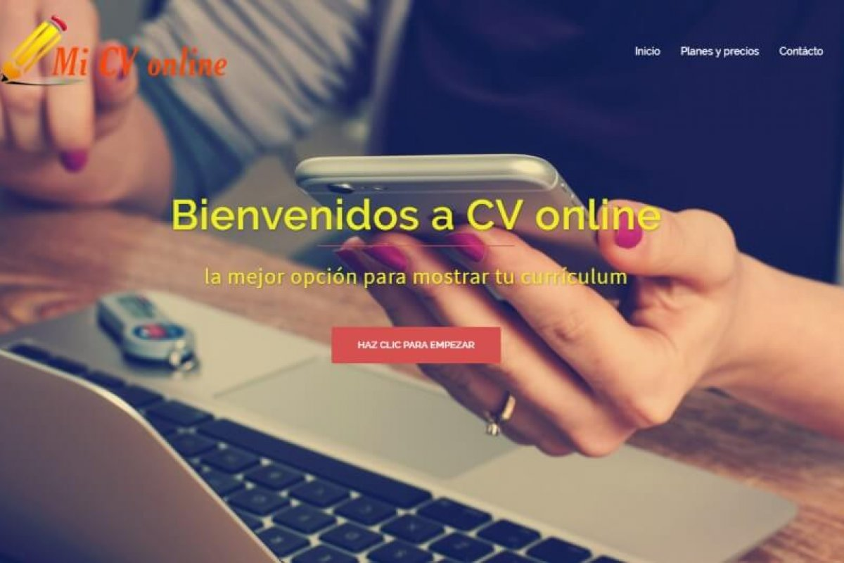 Servicios de CV online para particulares